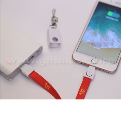 USB Cable Lanyard