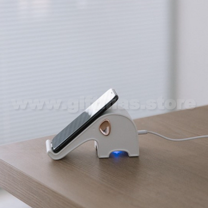 Elephant Shape Wireless Charger
