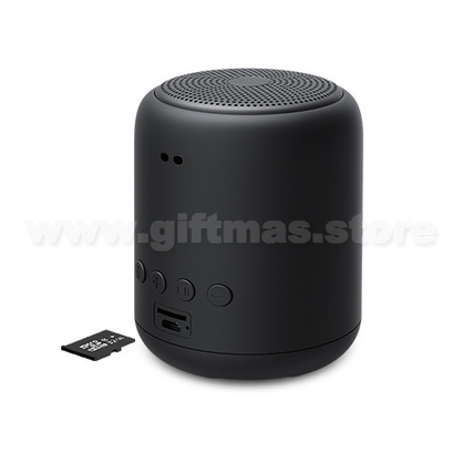Rubber Touch Wireless Speaker (TWS)