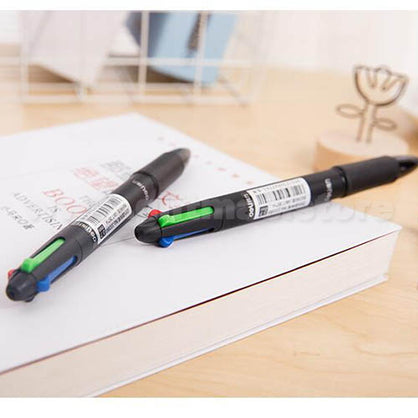 4 in 1 Plastic Ball Pen
