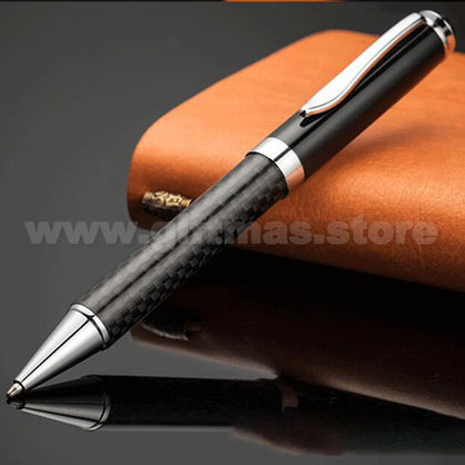 Metal Roller Pen (with Carbon Fiber design)