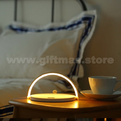 Desktop Wireless Charger Table Lamp