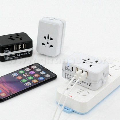 Universal Travel Adaptor in Luggage case style