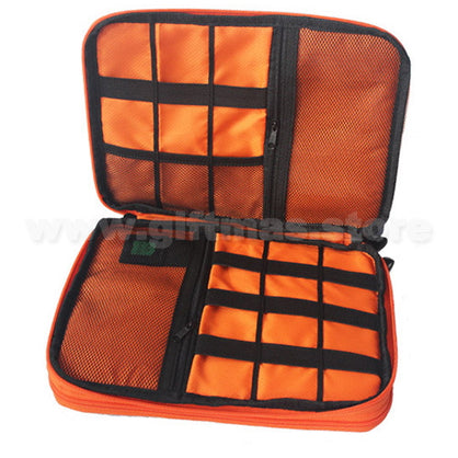Travel Gadget Cables Organiser Case