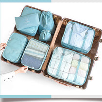 Travel Organsier Bag set - 8pcs