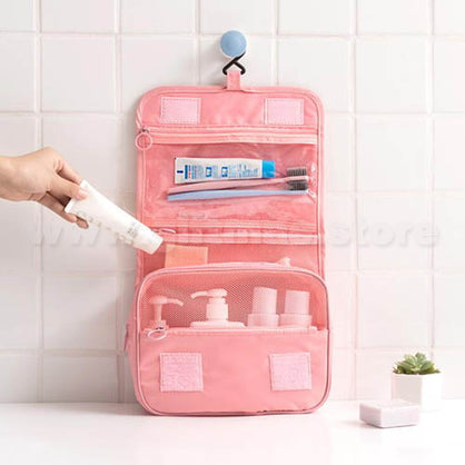 Traveller Toiletry Organizer Bag