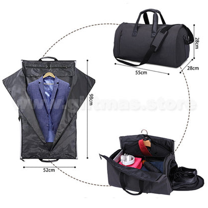 Traveller's Garment Duffle Bag
