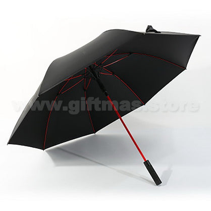 Golf Umbrella (Coloured Shaft)