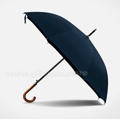 "Straight Umbrella (23"" - Curved Handle)"