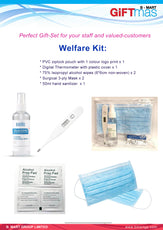 Welfare Kit GiFT Set