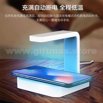 UV Sanitizer Wireless Charger
