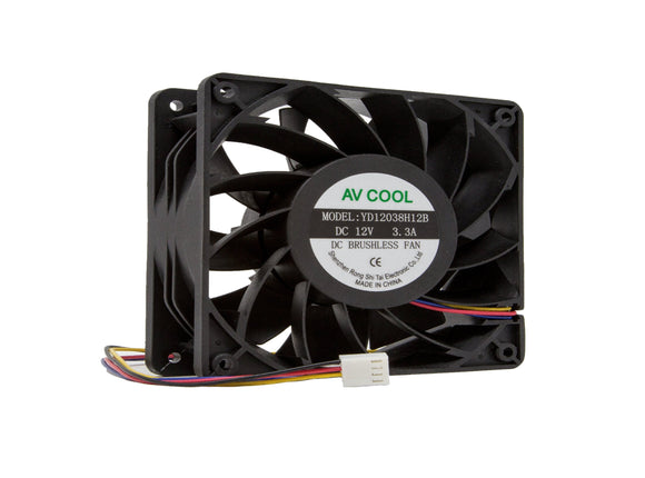 Replacement Bitmain Heavy Duty Fan for Antminer S3, S5, S5+, S7, S9 5200 RPM