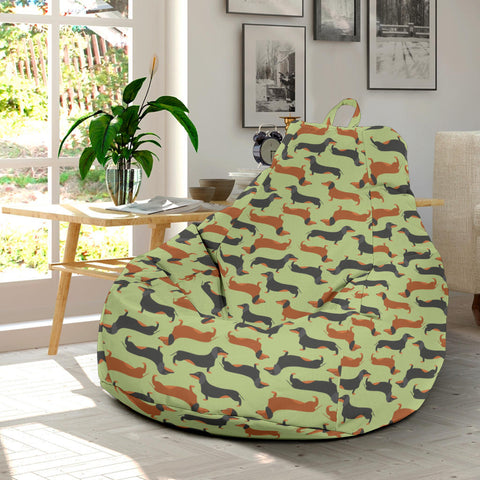 Cool Cute Sausage Hot Dog Ultra Soft Bean Bag Chair Seamless Bag Chair A Gift For Dachshund Lovers Inzonedesignstudio Interior Chair Design Inzonedesignstudiocom