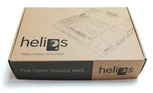 Helios4 - Full Kit 2GB ECC (3rd Batch Pre-Order)