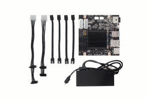 Helios4 - Basic Kit 2GB ECC (2nd Batch Pre-Order)