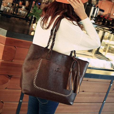 Casual Shoulder Bag - Zillazoom
