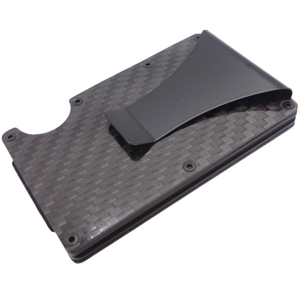 RFID Blocking Carbon Fiber Wallet - Zillazoom