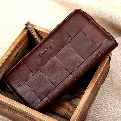 Cobbler Legend Leather Wallet - Zillazoom