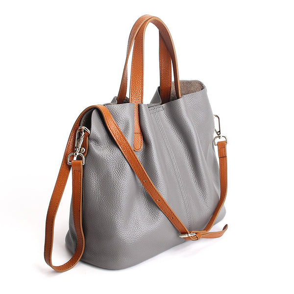 LEATHER CROSSBODY BAG - Zillazoom