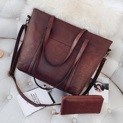 The Rodeo Bag with Free matching wallet - Zillazoom