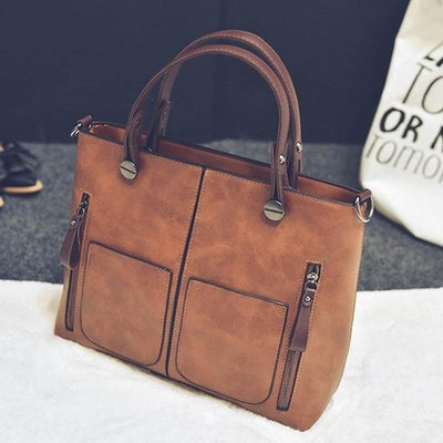 Vintage Shoulder Bag - Zillazoom