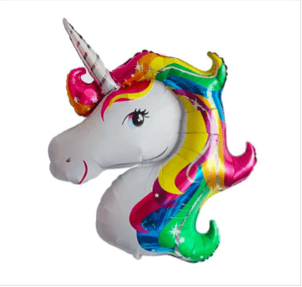 The Unicorn Jumbo Foil Balloon