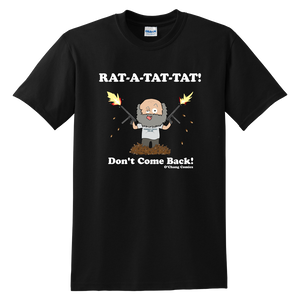 T-Shirts - Rat A Tat Tat