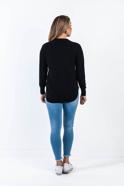 Katelyn Knit - Black