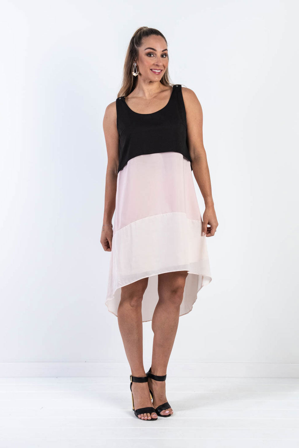 Super Sundae Dress - Blush *ONLY SIZE 14* (FINAL SALE)
