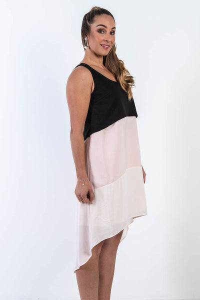 Super Sundae Dress - Blush *ONLY SIZE 12 and 14* (FINAL SALE)