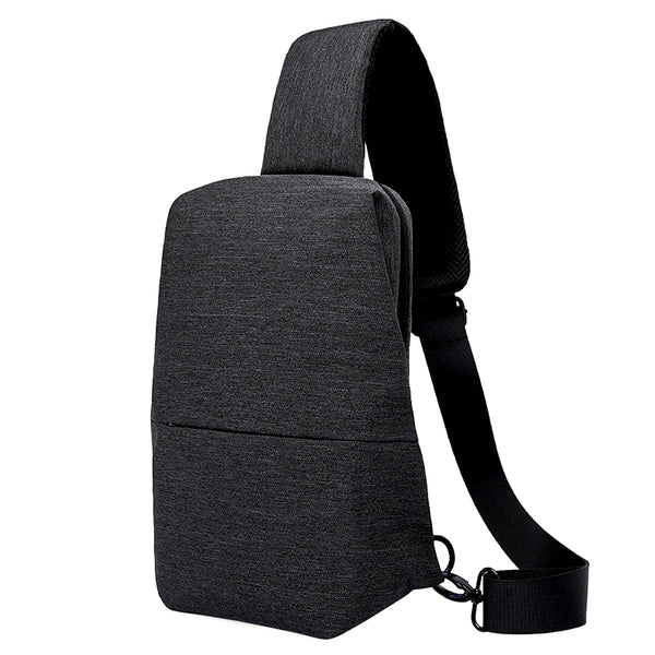 Multi-functional Outdoor Riding Canvas Chest Pack - Siscloset