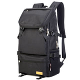 Multi-functional Outdoor Backpack Canvas Travelling Bag - Siscloset