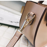 Sector Shape Handbag with Hook - Siscloset