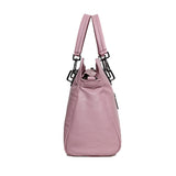 Classic PU Leather Crossbody Bag for Work Laptop Bag - Siscloset