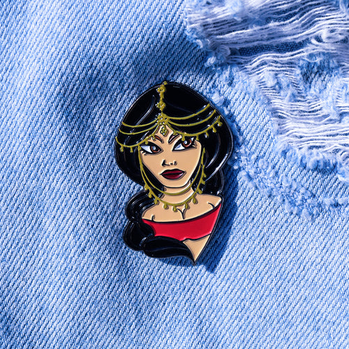 Princess Kimora Pin | DragCon LA Exclusive