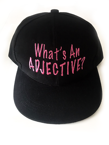 What's An Adjective Snapback