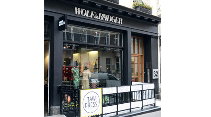 Wolf and Badger Boutique Interviews FERA Jewellery