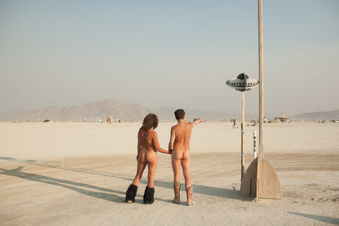 Burning Man photography 2017