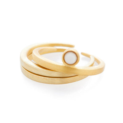 ANIMII KNUCKLE STACK RINGS