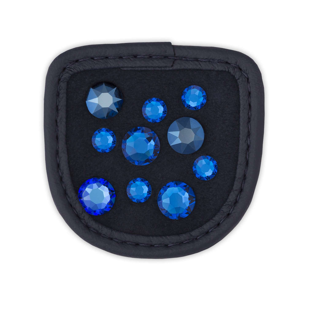 Blue Magic Patch blau