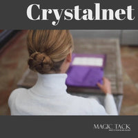Crystalnet Black Flake