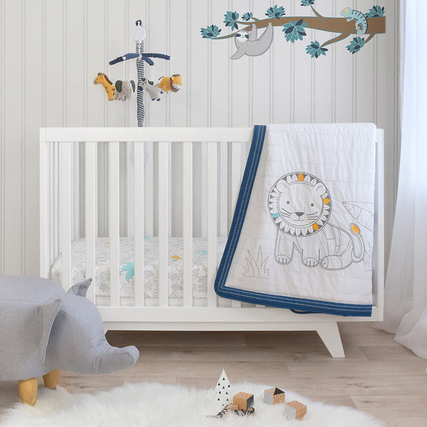 SAFETY TIP WHEN DESIGNING YOUR NURSERY