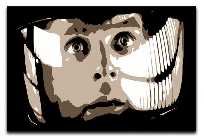 2001 A Space Odyssey Close Up Canvas Print or Poster