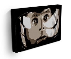2001 A Space Odyssey Close Up Canvas Print & Poster - US Canvas Art Rocks