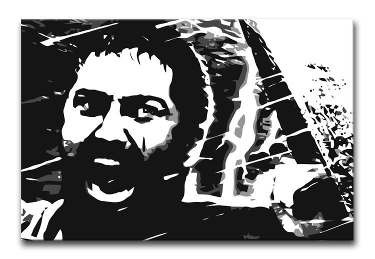 300 Movie King Leonidas Print - Canvas Art Rocks - 1