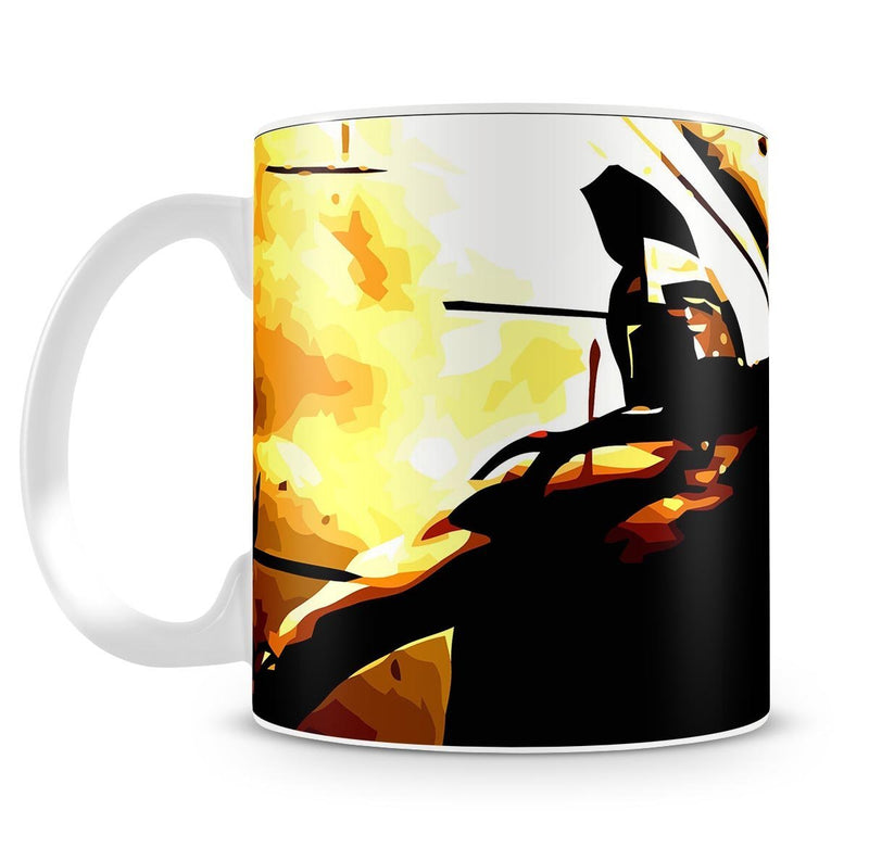300 Movie Shield Cup - Canvas Art Rocks - 4