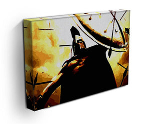 300 Movie Shield Print - Canvas Art Rocks - 2