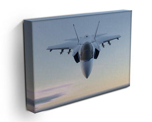 3D Jet F-35 fighter Canvas Print or Poster - Canvas Art Rocks - 3