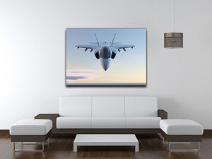 3D Jet F-35 fighter Canvas Print or Poster - Canvas Art Rocks - 4