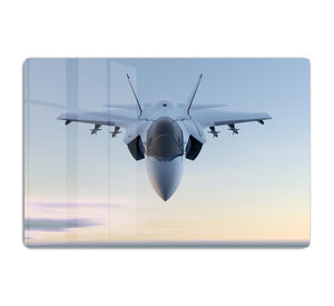 3D Jet F-35 fighter HD Metal Print